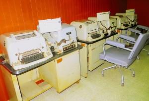 Basement communications equipment