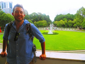 Travel Vietnam War Palace Louis