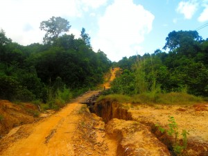 Travel Vietnam Phu Quoc death road