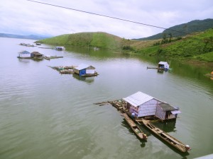 Travel Vietnam Floating Village