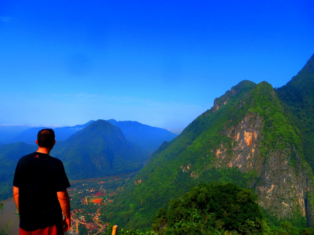 Travel Laos LOU mountain